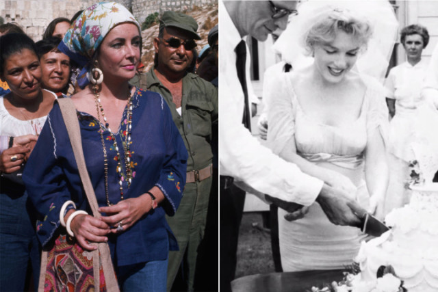 guess what elizabeth taylor and marilyn monroe have in