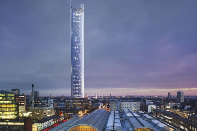 Sellar Pulls Paddington Skyscraper For Rethink Jewish
