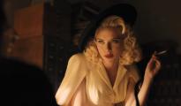 Scarlett Johansson attended the women's march