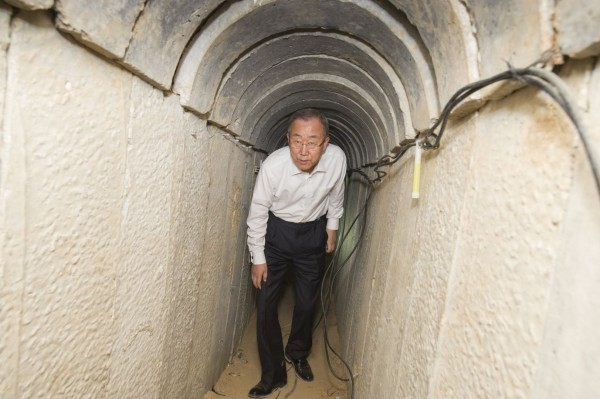 Analyst Hamas Continues Tunnel Building Threatening