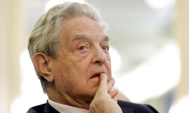 George Soros Hates Donald Trump