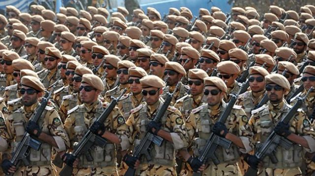 Iran's armed forces