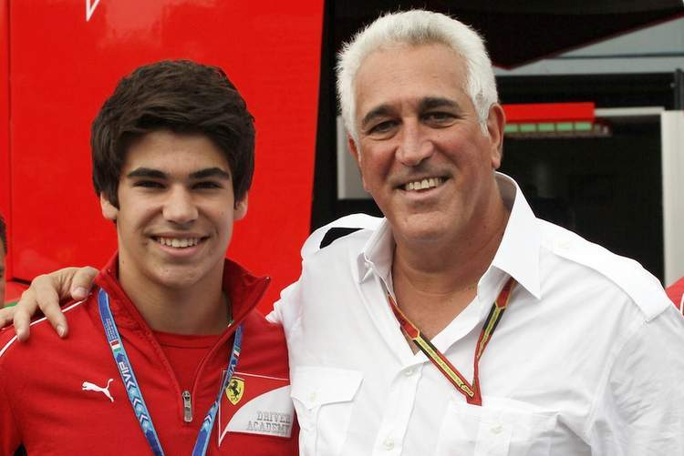 The Ferrari Billionaire And The World S Youngest F1 Racer Son Jewish Business Newsjewish Business News