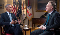 Bill Maher interviews Barack Obama