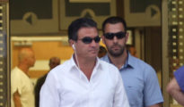 Director of the Mossad, Yossi Cohen (Photo Gil Yohanan)