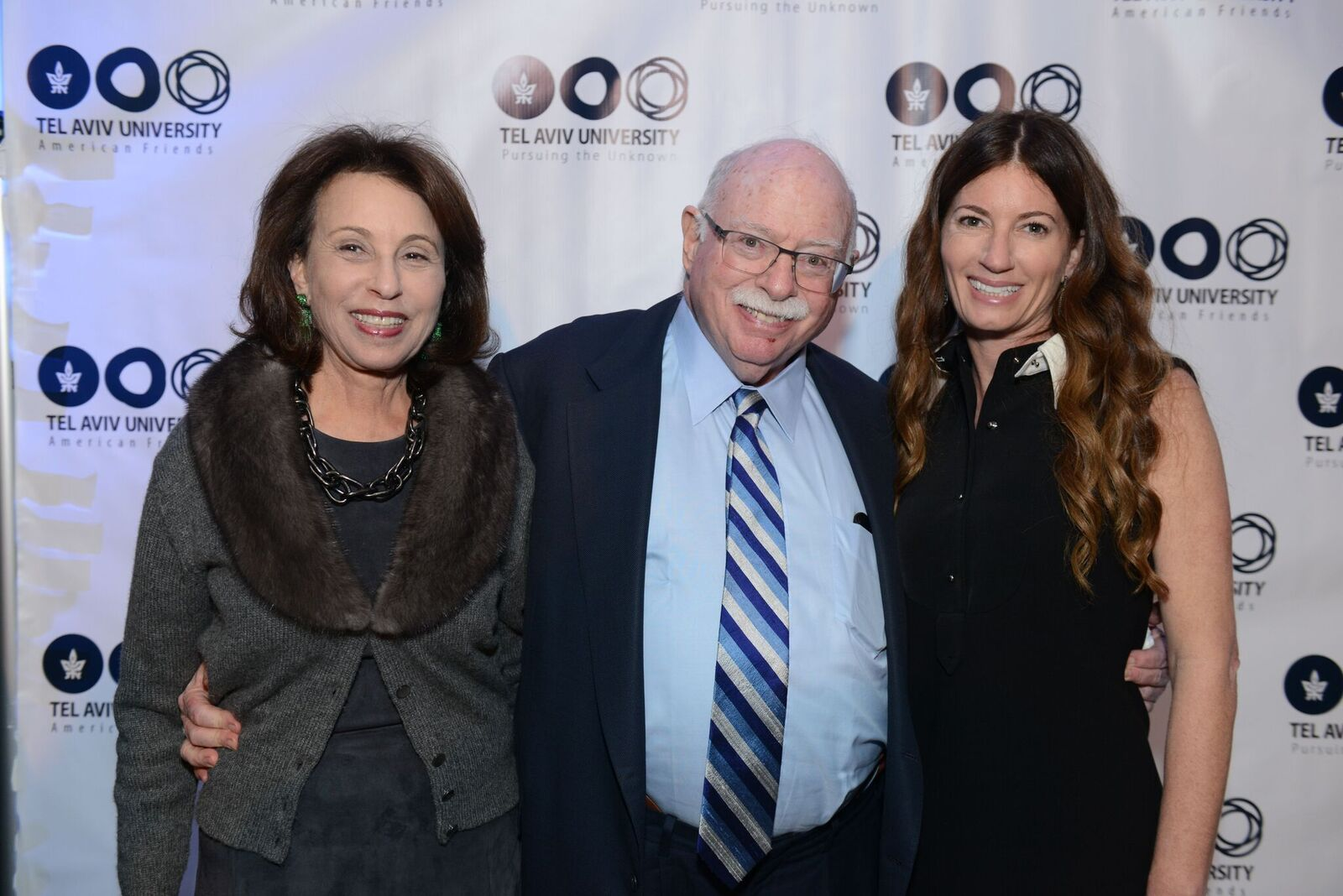 Judy Steinhardt With Event Honoree Michael Steinhardt And