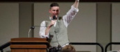 Richard Spencer was punched in the face