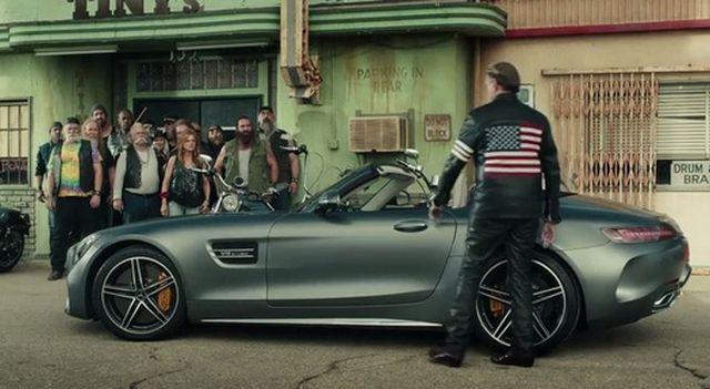 Coen Brothers Mercedes Super Bowl Commercial