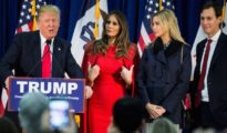 Is it Jared Kushner vs Donald Trump now