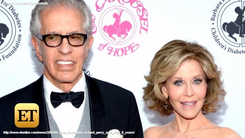 Jane Fonda And Richard Perry Struggle With Parkinson S
