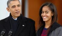 Malia Obama works for Harvey Weinstein