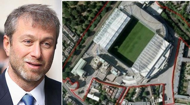 roman abramovich u0026 39 s chelsea football club stadium plans