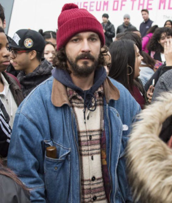 Shia LaBeouf was Arrested for assault