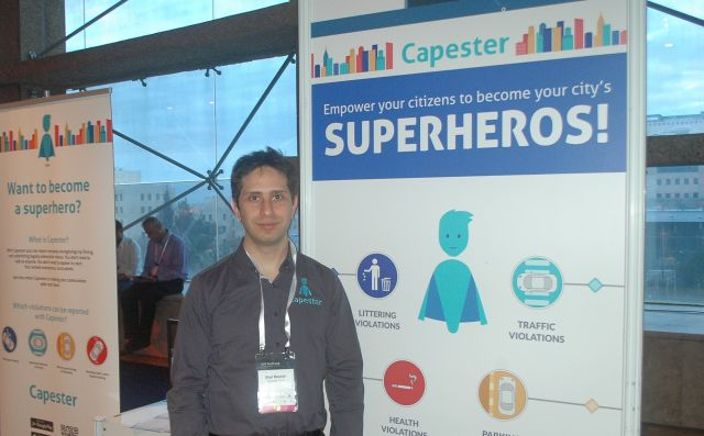 Capester founder Ohad Maislish