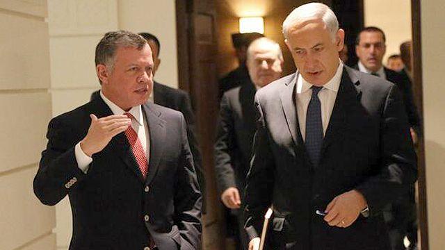 Jew Detector: Jordan's King Asks Netanyahu To Remove Metal Detectors