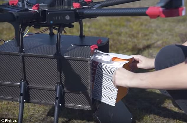 Israeli Startup Flytrex Launches Worlds First Drone Delivery Service in Iceland