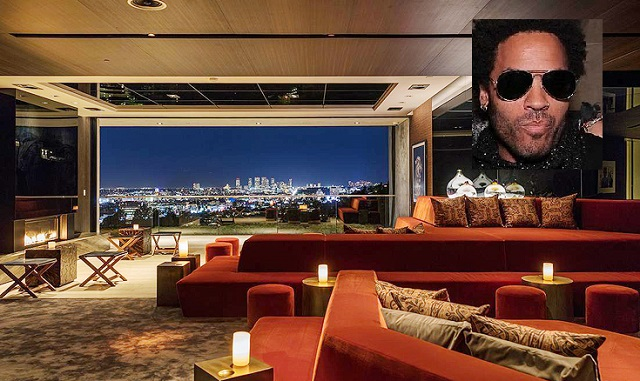 lenny kravitz designed a house now listed for 38