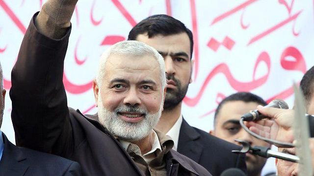 Then-Hamas Prime Minister Haniyeh attempted smuggling tens of millions of dollars into Gaza