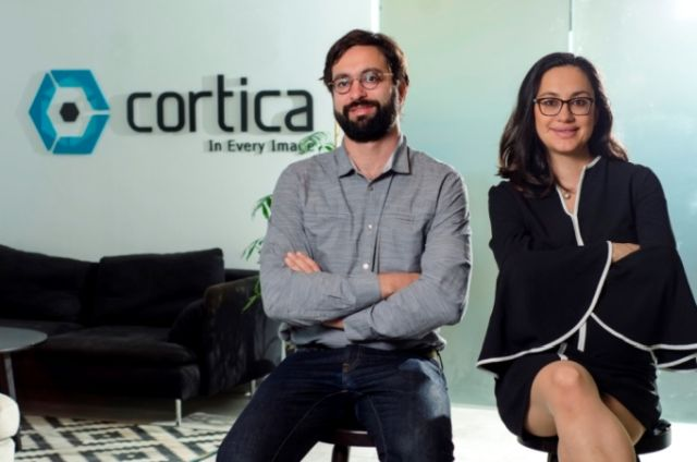 CORTICA co-founders Igal Raichelgauz, Karina Odinaev – PR