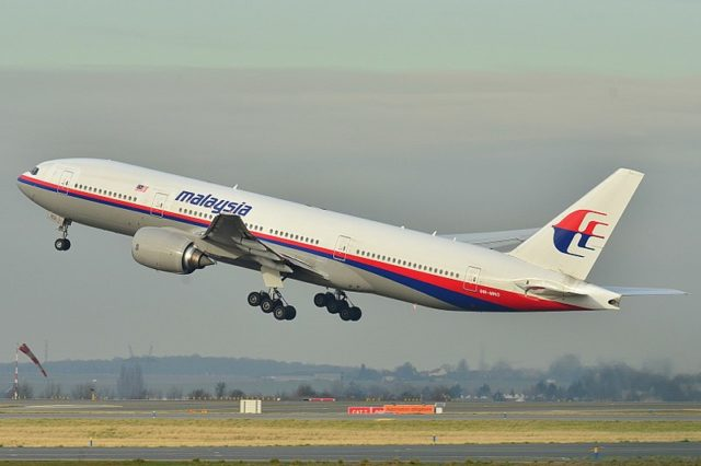 Australian Claims To Have Found Missing Malaysian Plane On Google