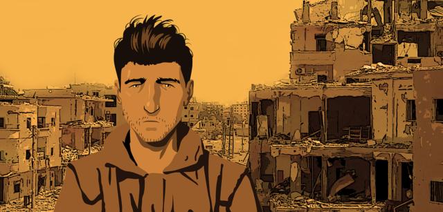 Mass Destruction ,War, Man Sad Sadness Rubble Destroy  3136798_960_720