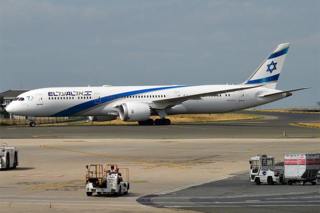 El Al Boeing 787-9 Dreamliner 1