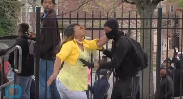 Martin Danenberg – Youtube Baltimore Riots Mom Toya Graham US school