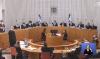 The panel of 11 judges / Screenshot