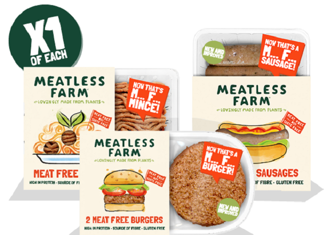 Tnuva To Import Fake Meat To Israel / Meatless