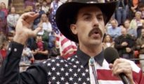 Sacha Baron Cohen What Is America Promo Pic