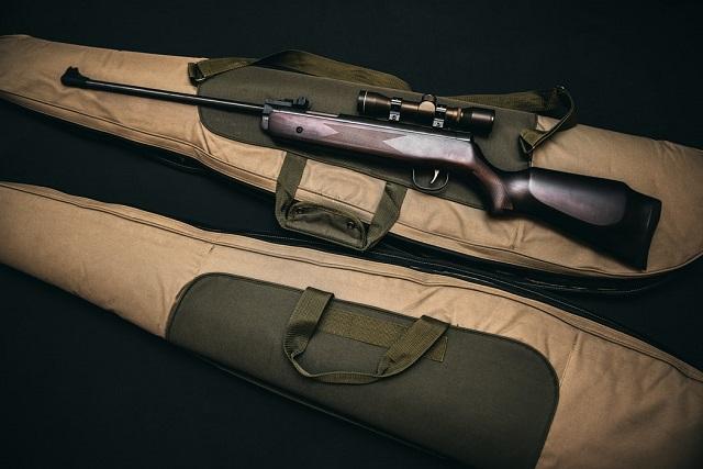 Hunting Rifle Unsplash