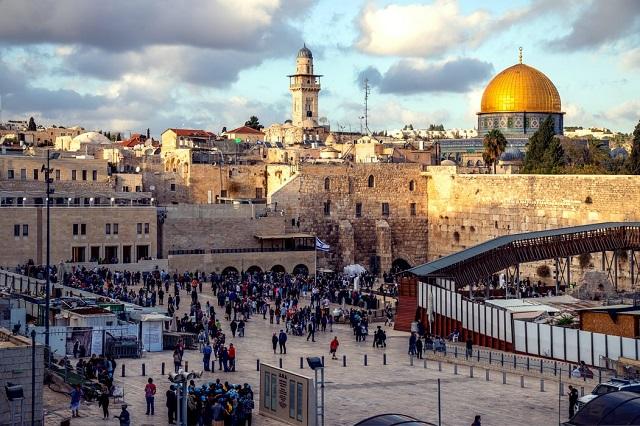 Jerusalem -Unsplash