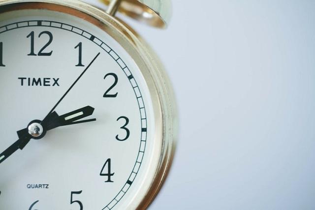 Unsplash Clock